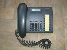 Siemens Euroset 815S Cored téléphone d'affaires Phone Black model