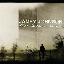 1 CENT CD That Lonesome Song - Jamey Johnson