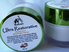SUKRAN Ultra Restorative Firming Moisturising Skin Face Cream w Argan Oil ~50ml