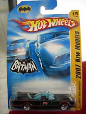 Hot Wheels 1966 TV Series Batmobile 2007 New Models