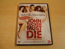 DVD / JOHN TUCKER MUST DIE / JOHN TUCKER DOIT MOURIR