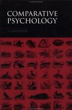 Comparative Psychology: A Handbook (Garland Reference Library of Social Science