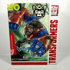 Optimus Primal Transformers Year of the Monkey Platinum Edition NIB
