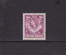 Northern Rhodesia 1953 2d Elizabeth II MVLH SG64