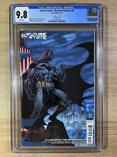Future State The Next Batman #4 (2021 DC) Jim Lee Variant CGC 9.8