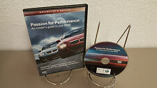 BMW Passion for Performance: An insider's guide to your BMW DVD Collector's Ed.