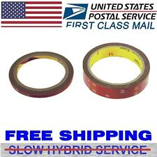 NEW Roll Automotive Acrylic Plus Double Sided Attachment Tape Car Auto Truck Van