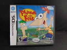 Nintendo DS Game Phineas And Ferb Complete