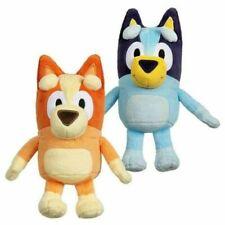 Bluey Bandit Chili heeler Bluey Bingo The Dog Plush Toy Soft Stuffed 28cm 360°