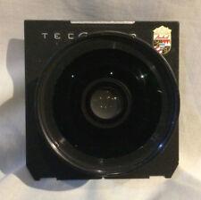 Nikon Nikkor-SW 75 mm f4.5 large format Lens-Copal 0 Obturateur-Linhof Board