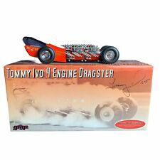 """GMP Tommy Ivo 4 Engine Dragster 1:18 Scale Diecast NHRA """"Showboat"""""""
