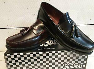 Men's Ikon Hove Leather Slip On Shoes