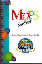 PIERRE SD 2009 MOMS * MOPS COOK BOOK SOUTH DAKOTA COMMUNITY RECIPES SPIRAL BOUND