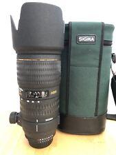 Sigma EX 70-200mm f/2.8 APO HSM DG EX AF-D IF Lens For Nikon FX / DX