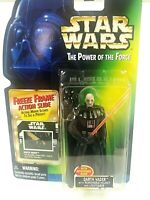 Kenner Star Wars Power of the Force Freeze Frame Darth Vader Action Figure 1997