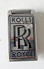 Rolls Royce Silver Spirit Cover Boot Lock badge
