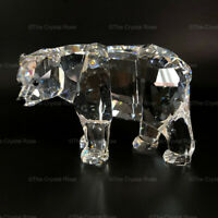 RARE Retired Swarovski Crystal Mother Bear 866263 Mint Boxed Polar Encounters