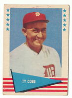 1961 FLEER BASEBALL ALL TIME GREATS - YOU PICK FROM LIST