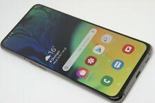 "█▬█ █ ▀█▀ Samsung Galaxy A80 DUOS - SM-A805FZ DUOS- 128GB Schwarz ""Rechnung""TOP"""