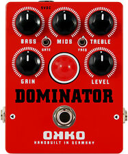 Okko Dominator MK II Red