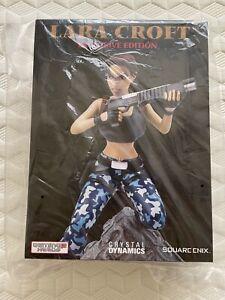 Tomb Raider lll statue (exclusive version)