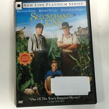 Secondhand Lions DVD Movie SB109