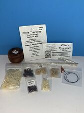 Bead Knitting Kit for Amulet Necklace-11/0 Seed Beads/0000 Needles/Pearl Cotton