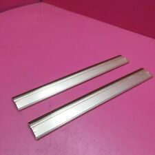 "2 GE REFRIGERATOR RIGHT DOOR TRIM BARS WR17X2144 16 3/8"" X  2"""