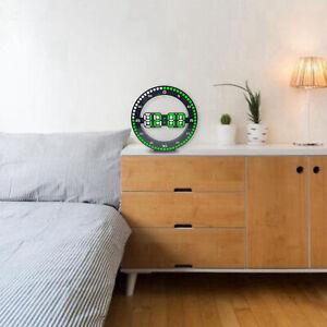 LED Large 12'' Digital Wall Clock Electronic Clock Home Clocks Ornament