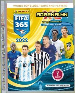 Panini FIFA 365 Adrenalyn 2022 card no. 250-378