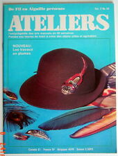 ANCIENNE REVUE ATELIERS, 1er TRIMESTRE DE 1976, VOLUME 2, No.28