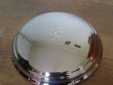 AUSTIN A40 FARINA MK1 NEW CHROME CHROME HUB CAPS X 4  (FREE UK POST)