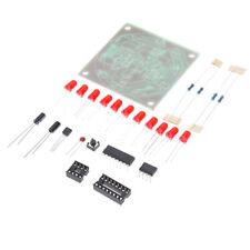 Suite électronique chanceux cd4017 ne555 led kits générateur d'impulsions diyHU