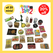 M&S Little Shop 2 Mini Collectable + Card  *up to 20% DISCOUNT* Multibuy Marks