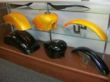 Custom painted Harley-Davidson sportster gas tank/fenders
