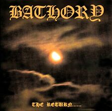 Bathory THE RETURN... 2nd Album BLACK MARK Swedish Extreme Metal NEW VINYL LP
