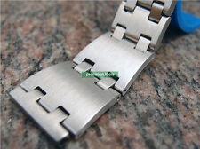 Solid Stainless Steel Replacement UFO Type Bracelet For 6138 6106 6119 4006