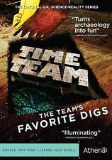Time Team Team's Favorite Digs 0054961894499 DVD Region 1