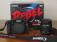 Canon EOS Rebel T3i / EOS 600D 18.0MP DSLR w/ Kit Lens (18-55mm f/3.5-5.6 IS II)