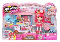 Shopkins Shoppies Donatina Donut Delights Ages 5+ Toy Doll Kitchen Oven Bake Fun