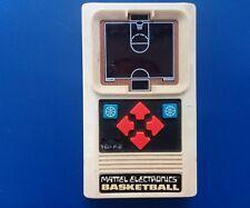 jeux electronique vintage matel basket ball 1976