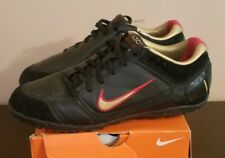 NIKE AZC II FIRST TOUCH SOCCER CLEATS SHOES INDOOR TRAINERS US 8.5 UK 7.5