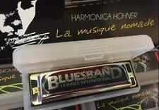 Harmonica diatonique Hohner - Blues Band - en Do NEUF