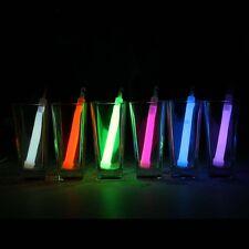 Resplandor de luz palos con Gancho Cordón Fiesta-Hen Stag Fiesta Bolsas Glowsticks