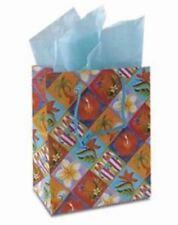 Tropical Aloha Icons Gift Bag Medium - 30086002