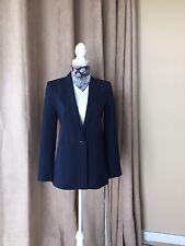 NWT AX Armani Exchange Navy Blue Blazer Size 4/Small