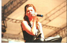 Rare Shania Twain Candid 4 X 6 Concert Photo