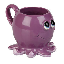 Novelty Shark Octopus Fish Nemo Style Cermaic Mug Free UK Postage