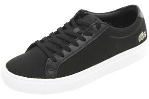 Lacoste Men's L.12.12 BL 2 Black Sneakers Shoes