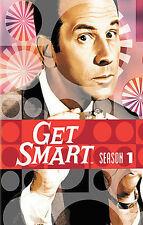 Get Smart - Season 1 (DVD, 2008, 4-Disc Set) Don Adams,,  NEW  30 episodes